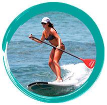 Alquiler paddel surf