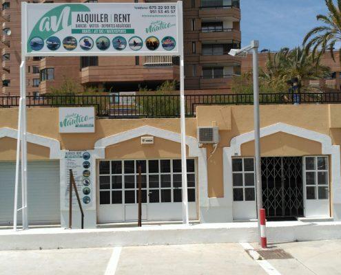 Alquiler Náutico en el Puerto de Fuengirola