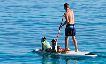 Deportes nauticos
