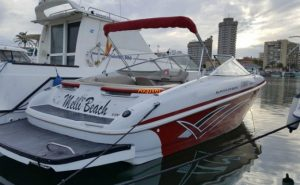 Alquilar Barco Sea Ray Select 8 plazas