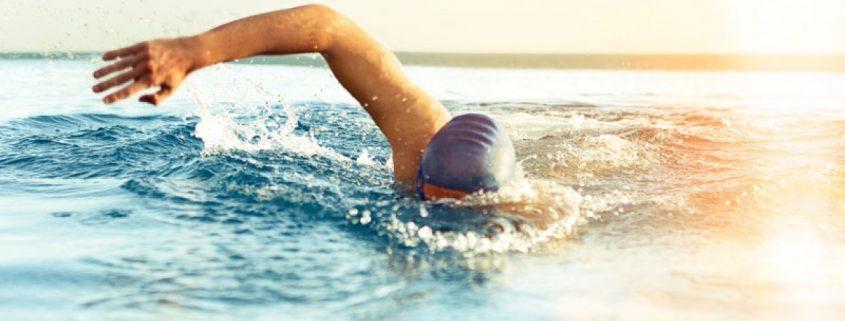 Seguridad para nadar en el mar