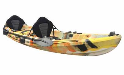 Tarifa de alquiler de kayaks