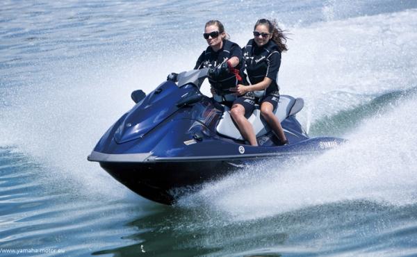 Alquiler de moto acuática
