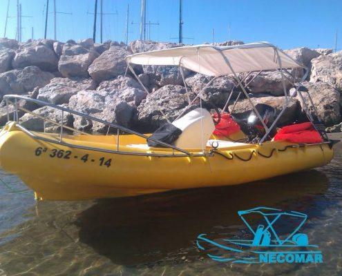 Barco sin titulacion Sirocco