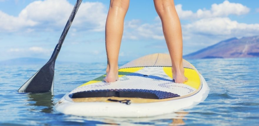 Alquiler de Paddle Sup